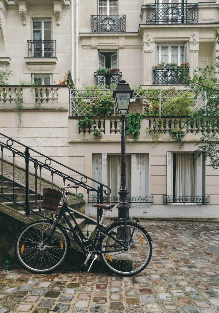 vélo-escalier
